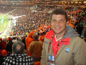 José Ilan deixa Globo e vai para Fox sports
