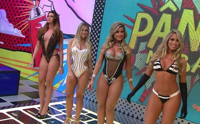 Playboy Quer Reunir Todas As Panicats Atuais Numa S Edi O