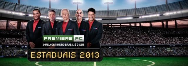 PFC Estaduais 2013